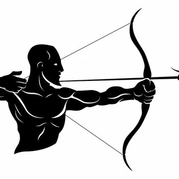 SkyArt Archery. The Archer