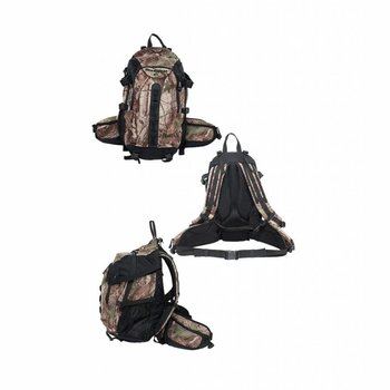 Maximal HUNT BACKPACK CAMO W/ BOWCARRIER & RAINCOVER