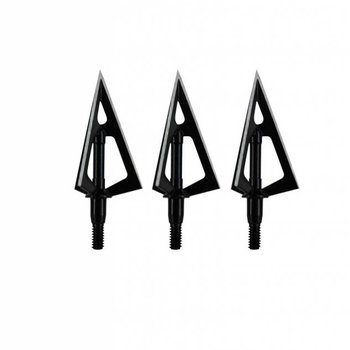 Maximal LASERRAZOR FIXED BLADE 100 GR SCREW-IN 3/PK