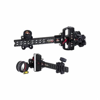"Axcel ACCUTOUCH CARBON PRO SLIDER X-41- 1 PIN .019"" BLK"