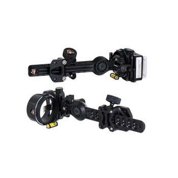 """Axcel ARMORTECH VISION HD PRO / EXT 6""""/ 5 PIN .010"""" BLK"""