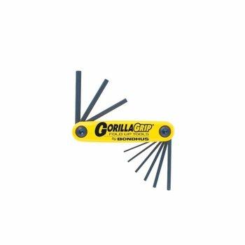 "Bondhus GORILLA GRIP FOLD UP INCH U.S. 0.05"" > 3/16"""