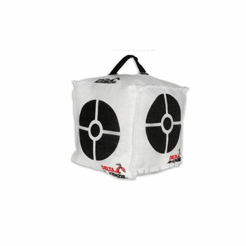 """Delta McKenzie WHITE BOX BAG TARGET - 13""""x13""""x13"""""""