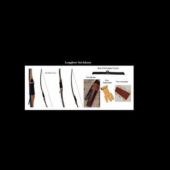 Oak Ridge Longbow Set Oak Ridge Ickory / NEET