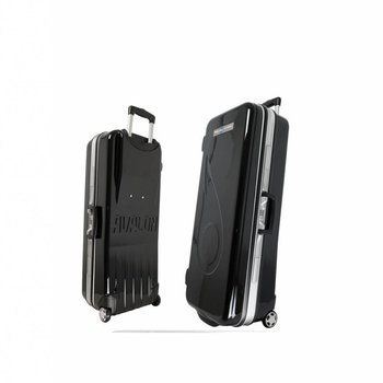 Avalon Recurve Koffer TEC ONE ABS CASE WITH WHEELS BLACK