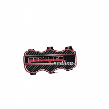 Maximal 19CM REDLINE SINGLE / P600D / 3 FASTNERS BLACK