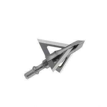 Muzzy TROCAR OFFSET BLADE 100GR 3-BLADE - 3/PK