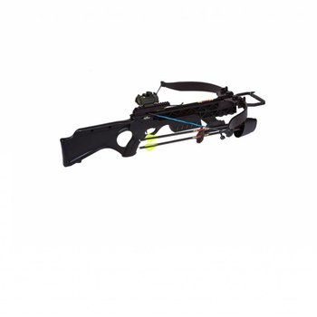 Excalibur MATRIX SMF CUB 285 BLACK 190LBS REDDOT SCOPE