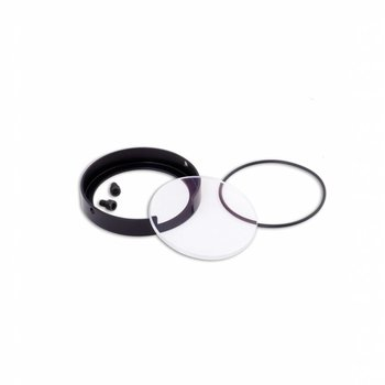 "HHA HHA 2 POWER CLEAR LENS KIT - 1 5/8"" SIGHT HOUSING"
