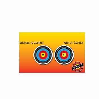 """Specialty archery Products 1/4"""" APERTURE LENS 2 FOR HOODED PEEP(6X SCOPE)"""