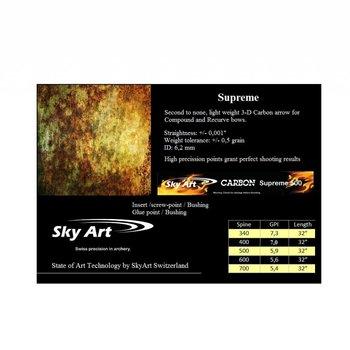 SkyArt Archery. SkyArt Supreme