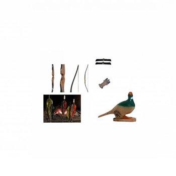 Touchwood Touchwood Fenix Langbogen Set mit 3-D Tier
