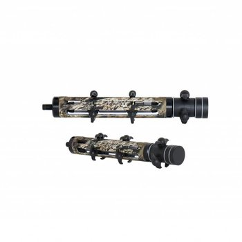 "Bowtech Bowtech 7"" MAX PISTON SHOCK DAMPENING BREAK-UP CAMO"