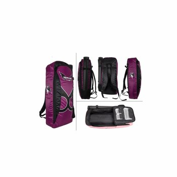Avalon Backpack TYRO W/ ARROW TUBE-H70xW30xD13CM PURPLE