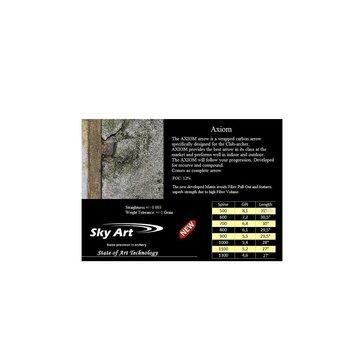 SkyArt Archery. Axiom