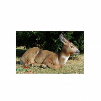Natur Foam ROEDEER DOE - SITTING