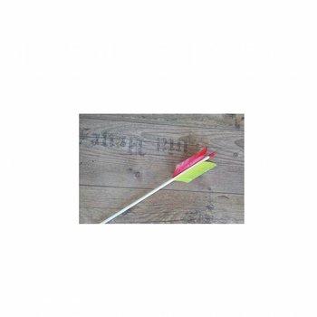 """SkyArt Archery. Zederholz: Flu Flu Komplettpfeil 11/32"""""""