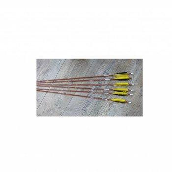 SkyArt Archery. Carbon Bamboo Imitat Spine 500
