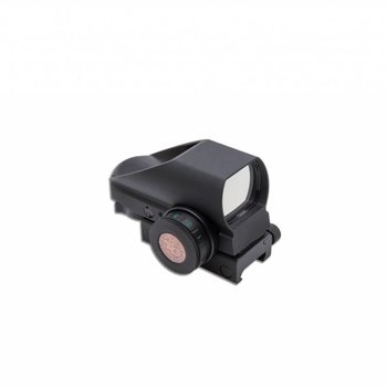 Truglo 'DUAL COLOR' RED DOT 1 X 34MM /RHEO. / BLCK