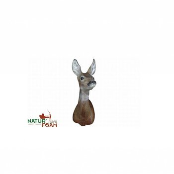 Natur Foam ROEDEER DOE - HEAD