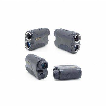 6X24mm 400m Black Color Multi-function Laser Golf Rangefinder
