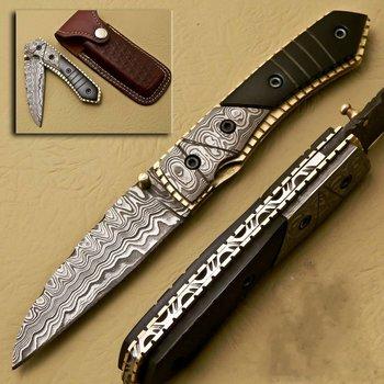 Citizen Knives Damaskus Jagd-Messer