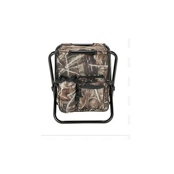 Iguanes.  Outdoor backpack with stool