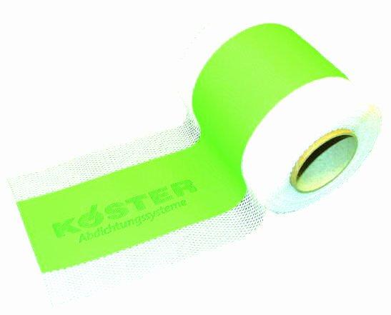 Kimband waterdichte badkamer - Vochtbestrijding.tips
