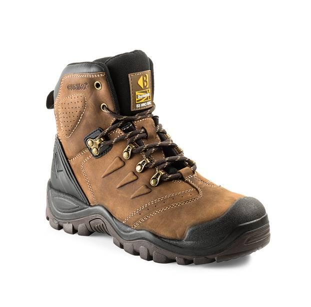Buckler Boots  BUCKLER BOOTS HOGE SCHOEN BSH007BR S3 + KN
