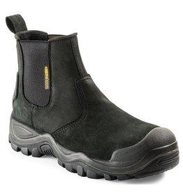 Buckler Boots  Buckler Boots Instapper BSH006BK S3+KN