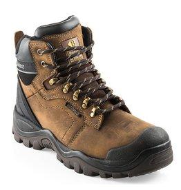Buckler Boots  BUCKLER BOOTS HOGE SCHOEN BSH009BR S3 + KN