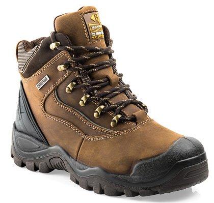 Buckler Boots  BUCKLER BOOTS HOGE SCHOEN BSH002BR S3 + KN
