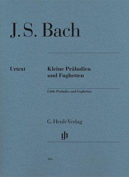 Henle Verlag Bach, J.S. | Kleine Preludes en Fuga's