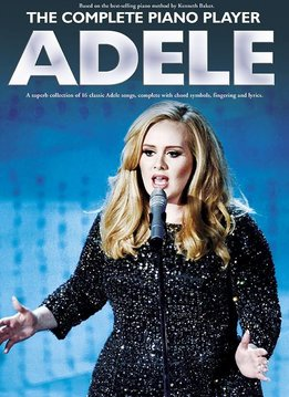 Wise Publications Adele | The Complete Piano Player