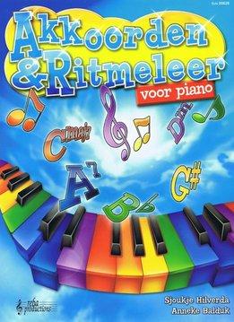 Reba Akkoorden & Ritmeleer voor piano