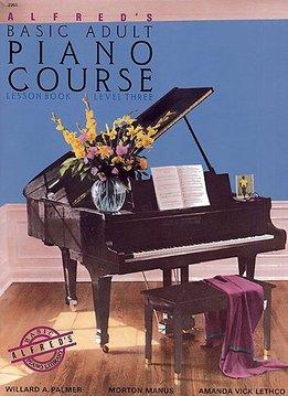 Alfred Alfred's Piano-Methode voor volwassen beginners | Lesboek 3