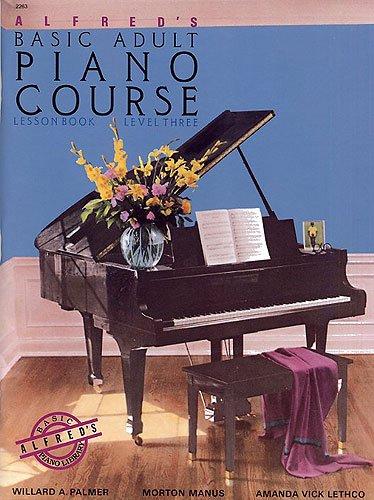 Alfred Alfred's Piano-Methode voor volwassen beginners   Lesboek 3