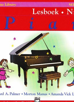 Alfred Alfred's Basic Piano Library | Lesboek 1A