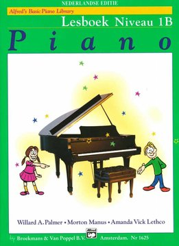 Alfred Alfred's Basic Piano Library | Lesboek 1B