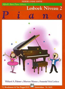 Alfred Alfred's Basic Piano Library | Lesboek 2