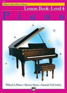 Alfred Alfred's Basic Piano Library | Lesboek 4