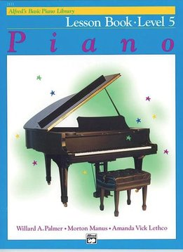 Alfred Alfred's Basic Piano Library | Lesboek 5