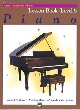 Alfred Alfred's Basic Piano Library | Lesboek 6