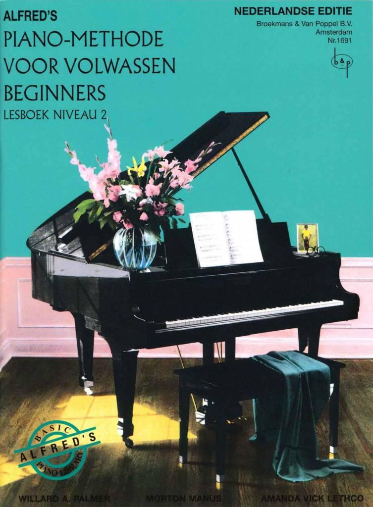 Alfred Alfred's Piano-Methode voor volwassen beginners   Lesboek 2