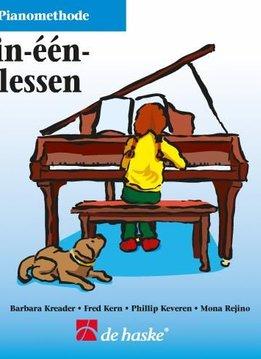 De Haske Hal Leonard Pianomethode | Alles-in-één-pianolessen | Boek A