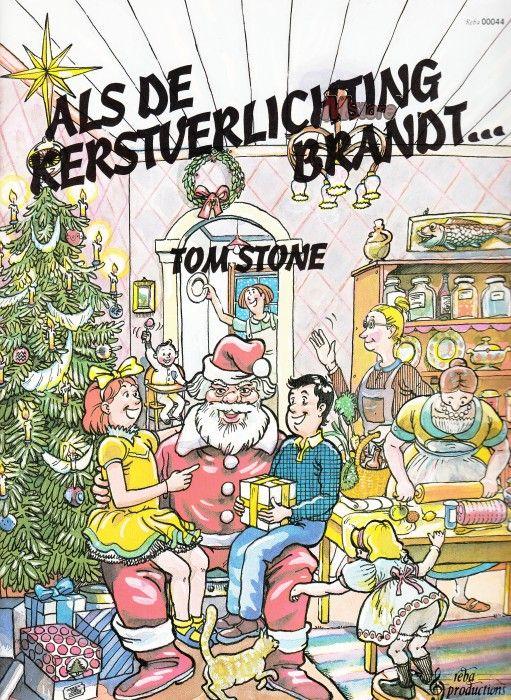 Reba Als de Kerstverlichting Brandt...| Tom Stone