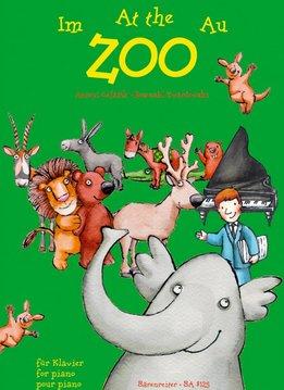 Bärenreiter At the Zoo | Voor piano