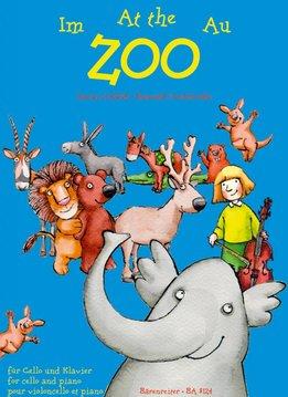 Bärenreiter At the Zoo | Voor Cello en Piano