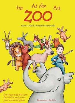 Bärenreiter At the Zoo | Voor viool en piano