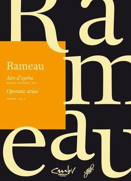 Bärenreiter Rameau | Opera-aria's voor Tenor Vol. 1